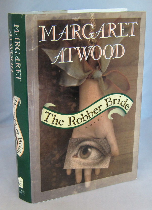 the message of margaret atwood in the robber bride (september 2009) (learn how and when to remove this template message)  lady oracle is a novel by margaret atwood that parodies gothic romances and fairy tales.