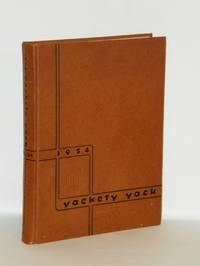 1954 Yackety Yack - University of North Carolina yearbook, vol. 64