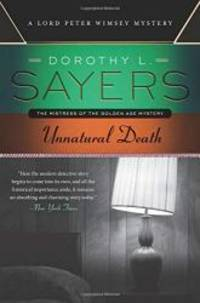image of Unnatural Death: A Lord Peter Wimsey Mystery (Lord Peter Wimsey Mysteries)