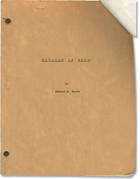 image of Winston is Back! (Vintage script for an unproduced play)
