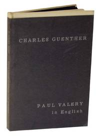 Paul Valery in English: 14 Poems