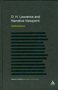 image of D.H. Lawrence and Narrative Viewpoint (Advances in Stylistics)