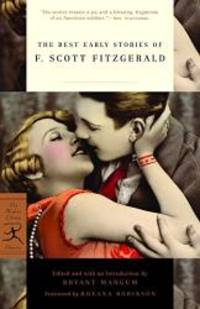 image of The Best Early Stories of F. Scott Fitzgerald (Modern Library Classics)