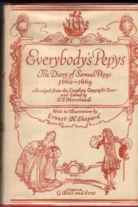 Everybody's Pepys: The Diary Of Samuel Pepys 1660-1669