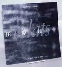 image of Keiichi Tahara: Eclats; fri.17 May - sat.29 Jun 1985
