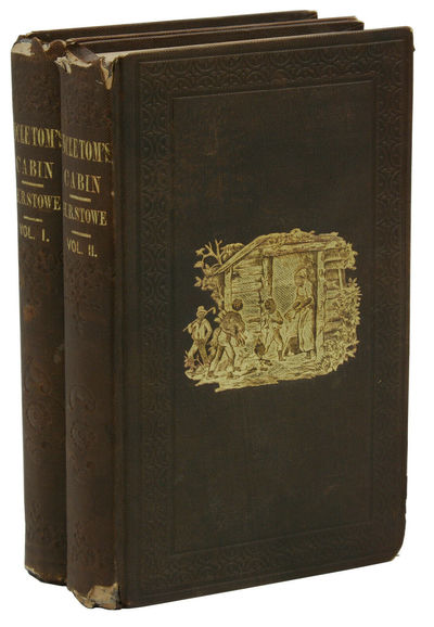 Cleveland, OH: John P. Jewett & Company, 1852. First Edition, Early Printings. Very Good. Two volume...