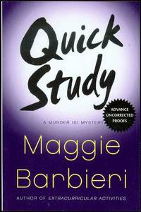 Quick Study by  Maggie Barbieri - Paperback - 2008 - from Bookmarc's (SKU: EC41839BB)