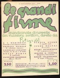 Consigli ad una signora scettica in Le grandi firme #150 15 Settembre 1930