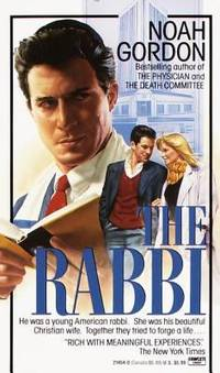 Rabbi: A Novel by  Noah Gordon  - Paperback  - 1987  - from ThriftBooks (SKU: G0449214540I3N00)