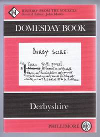 Domesday Book. Volume 27: Derbyshire