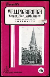 Wellingborough Street Plan with Index