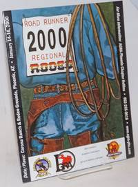 2000 Roadrunner Reginal Rodeo souvenir program, Corona Ranch & Rodeo Grounds, Phoenix, AZ, Jan. 15-17, 1999