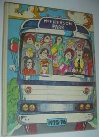 1975-1976 Yearbook: McPherson Park Junior Secondary School, Burnaby, British Columbia