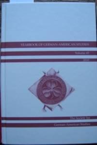 image of Yearbook of German-American Studies. Volume 45, 2010