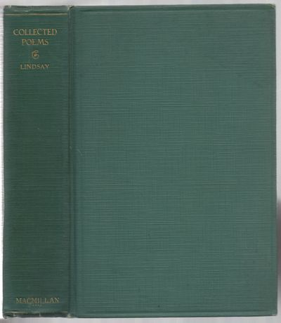 New York: Macmillan Company, 1925. Hardcover. Near Fine. First revised and illustrated edition. Octa...