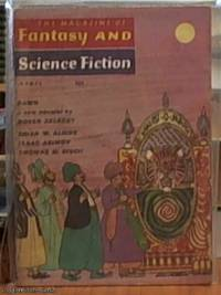 image of Fantasy and Science Fiction; Volume 32 Number 4, April 1967
