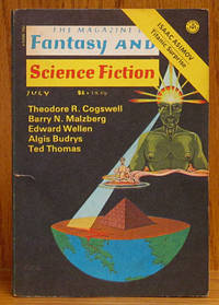 The Magazine of Fantasy and Science Fiction 1975, 12 issues, Janu thru December (Venus on the Half-Shell and The Stochastic)