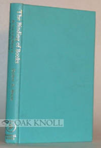 New York: Haskell House Publishers, 1970. cloth. Bookbinding. 8vo. cloth. xxiv, 232 pages. S-K 1819....