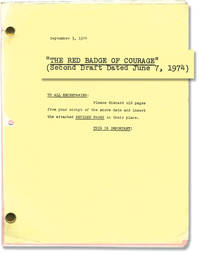 image of The Red Badge of Courage (Original screenplay for the 1974 television film)