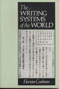 image of Writing Systems of the World, The