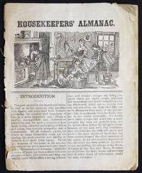 image of The Housekeepers' Almanac [for 1884]