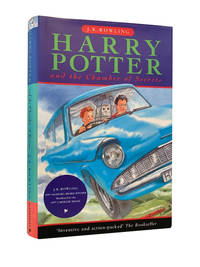 image of Harry Potter and the Chamber of Secrets - SIGNED by the Author and by the Dust Wrapper Cliff Wright