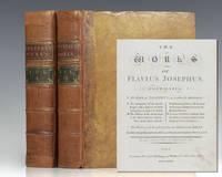 The Works of Flavius Josephus.