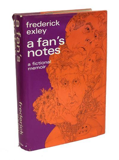 A Fan's Notes. A Fictional Memoir