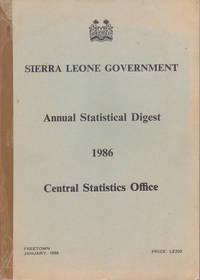Annual Statistical Digest 1986