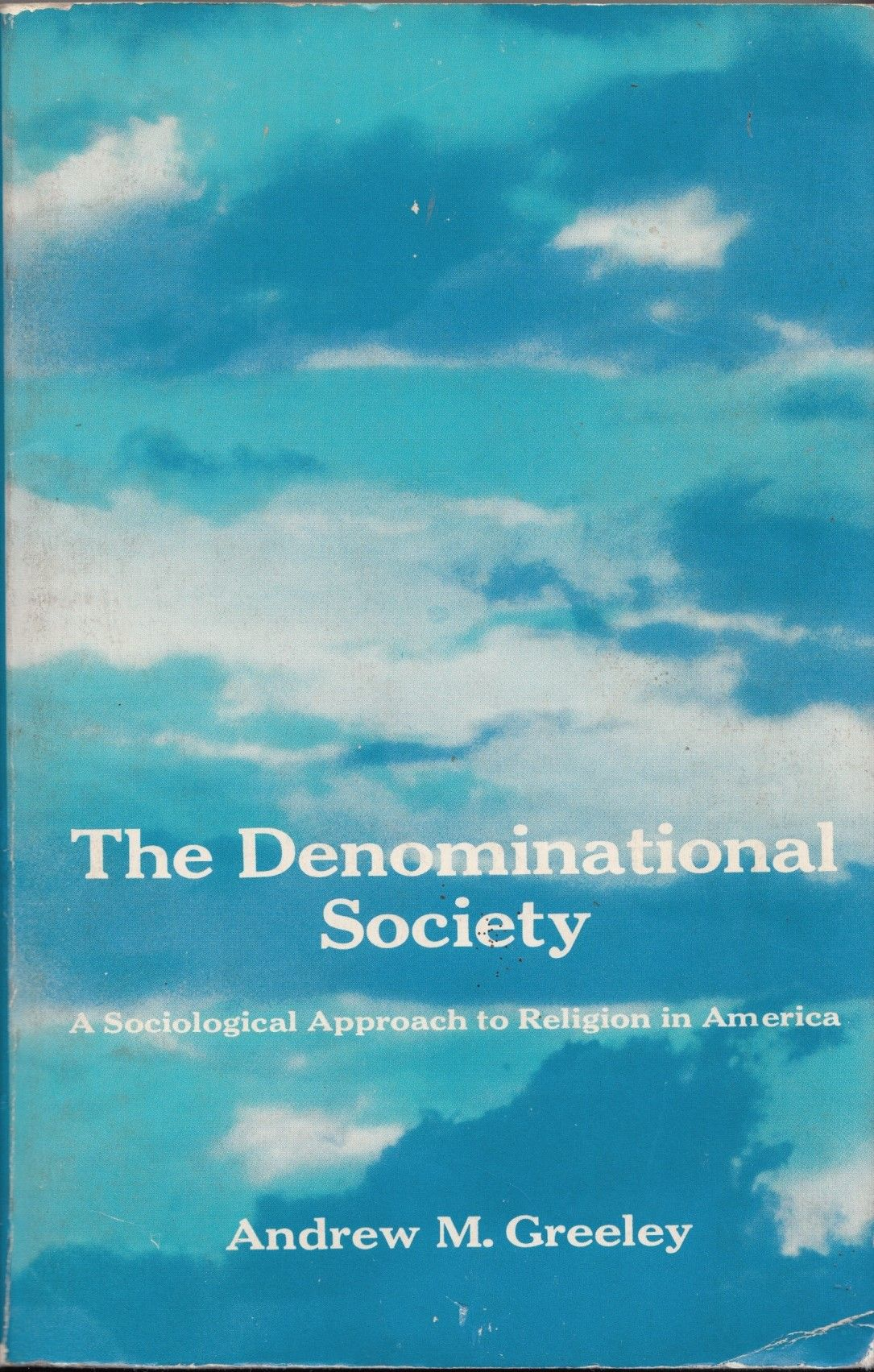 a sociological approach to religion Ten books on sociology of religion: my notes   religion in sociological perspective by bryan wilson  induction is a phenomenological approach to religion.