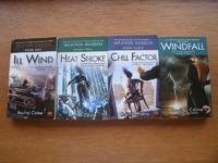 image of Weather Warden ( the complete series ) Ill Wind, Heat Stroke, Chill Factor, Windfall, Firestorm, Thin Air, Gale Force, Cape Storm, Total Eclipse