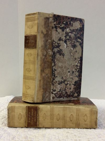 Rome: Sac. Cong. Propag. Fidei, 1661. Hardcover. Two volume set. Quarter vellum on marbled boards. 7...