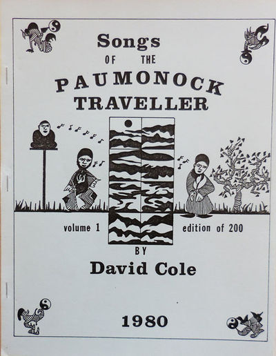 No Place: Self-Published, 1980. First edition. Paperback. Near Fine. Self-published artist book by C...