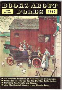 BOOKS ABOUT FORDS 1960