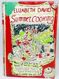 Summer Cooking by David, Elizabeth - 1955