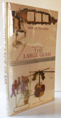 image of Notes and Projects for THE LARGE GLASS; Selected, ordered, and with an introduction by Arturo Schwarz.  Translated by George H. Hamilton, Cleve Gray and Arturo Schwarz