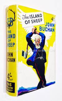 The Island of Sheep by John Buchan - Hardcover - Early Reprint  - 1938 - from Brought to Book Ltd (SKU: 002365)
