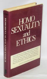 image of Homosexuality and Ethics