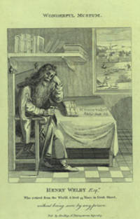 Henry Welby, Esq., Hermit