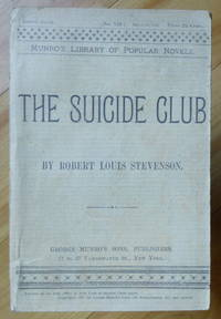 image of THE SUICIDE CLUB [and THE RAJAH'S DIAMOND]