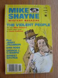 image of Mike Shayne Mystery Magazine June 1977 Vol. 40 No. 6