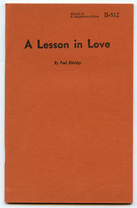 A Lesson In Love (B-512)