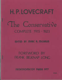 THE CONSERVATIVE COMPLETE 1915-1923 ..