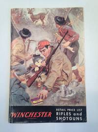 image of WINCHESTER Retail Price List Rifles and Shotguns 1958.