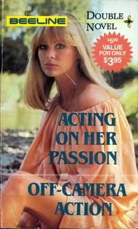 Acting On Her Passion  &  Off-Camera Action  DN-6890