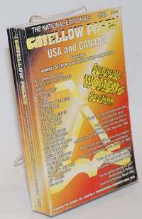 image of Gayellow Pages: the national edition #22 1997 USA_Canada for gay women_men