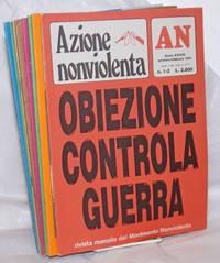 image of Azione nonviolenta (Nonviolent action). 1990:  1-12