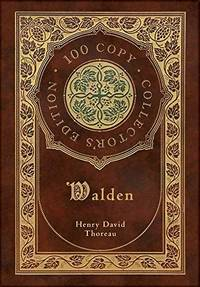 image of Walden (100 Copy Collector's Edition)