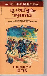 image of REVOLT OF THE DWARVES