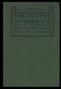 image of The Doctor of Pimlico, Being the Disclosure of a Great Crime